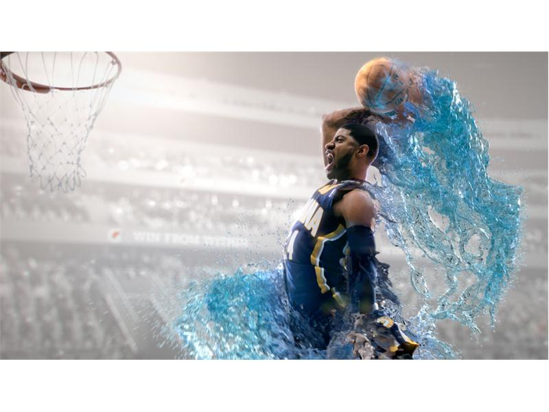 Gatorade : <b>Paul George</b>