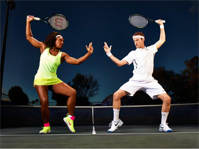 Gatorade : <b>Serena Williams</b>