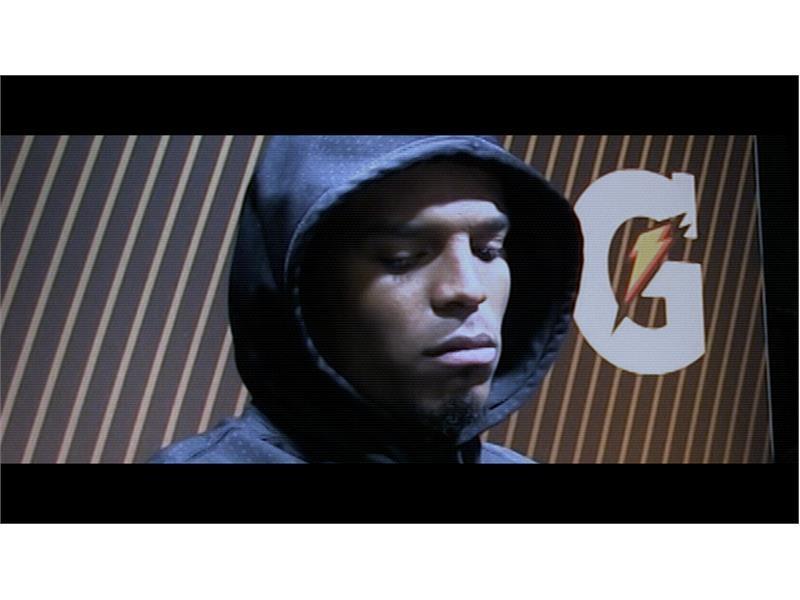 Gatorade : <b>Cam Newton</b>, Let It Shine