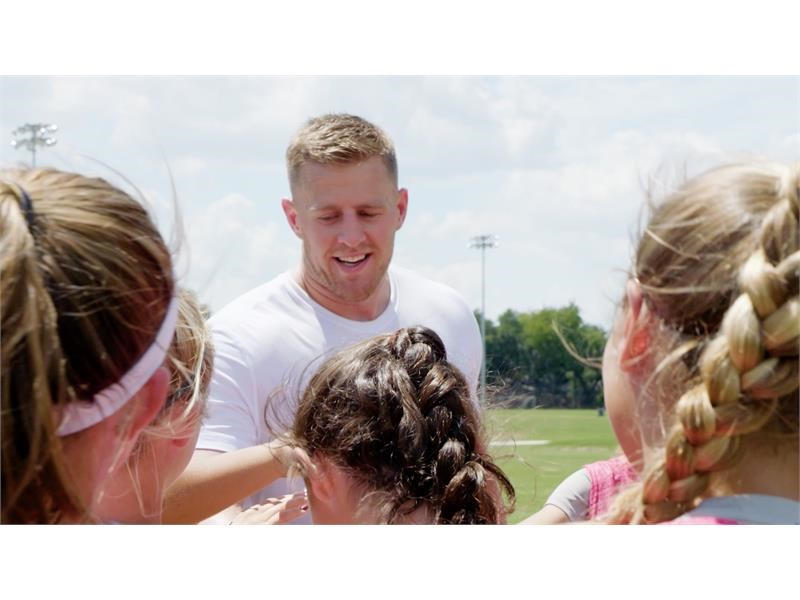 Gatorade : <b>JJ Watt</b> Beat the Heat