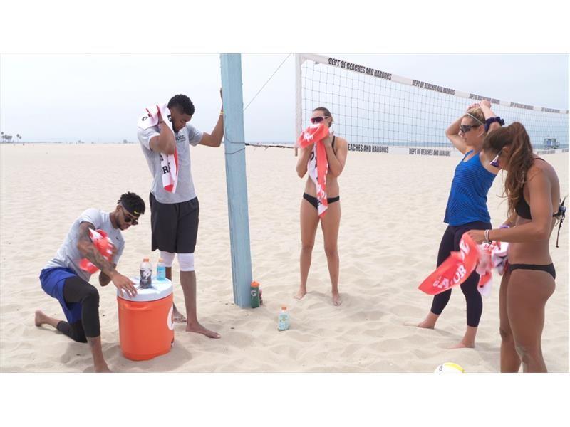 Gatorade : KAT & DLO: Sand Trapped