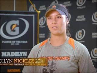 2015-2016 Gatorade National Softball Player of the Year Announcement