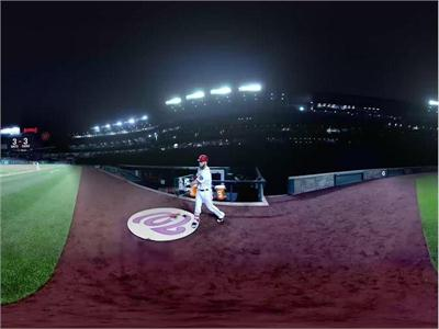 Gatorade Bryce Harper Virtual Reality Experience