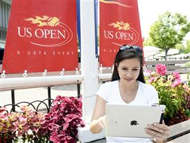 US Open Fans Enjoy New Mobile Apps and Interactive Experience from Anywhere