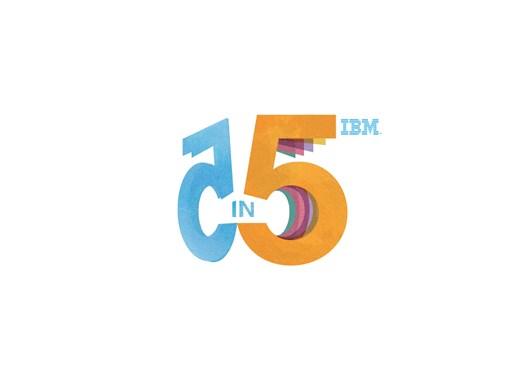 2013 IBM 5 in 5