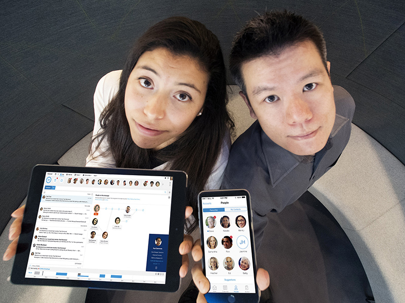 IBM Email App Transforms the Way People Work
