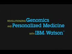 The New York Genome Center and IBM Watson Group Announce Collaboration to Advance Genomic Medicine