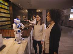 "Hilton and IBM Pilot ""Connie,""The World's First Watson-Enabled Hotel Concierge"