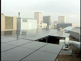 Energy Saving Solar Technology