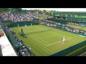 IBM at Wimbledon 2012