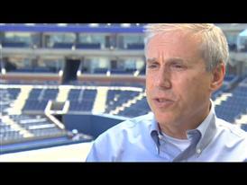 Rick Singer,  IBM VP of Sports Marketing - Technologies enhancing the US. Open fan experience
