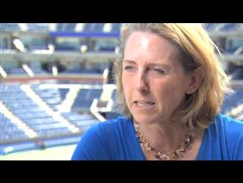 Elizabeth O'Brien, IBM Worldwide Sponsorship Strategy - IBM mobile platforms at the US Open
