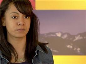 Adriana - student, P-TECH