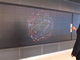 Watson Digital Wall - Industries