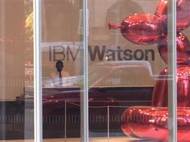 Watson Experience-Lobby Facade