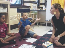 Teacher Advisor with Watson