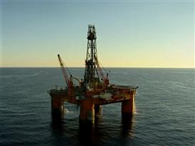 Offshore oil platforms