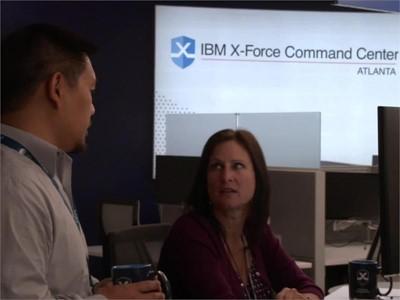 IBM Security Command Atlanta & Cambridge B-Roll Package