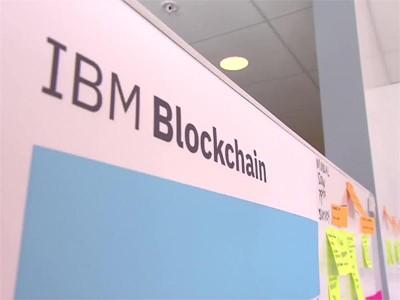 B-Roll: IBM-Maersk Blockchain Partnership