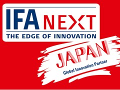 IFA NEXT – The global Innovation-Hub of IFA