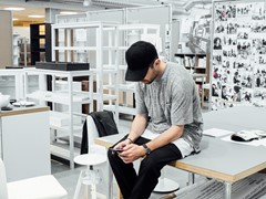 IKEA to collaborate with fashion designer Chris Stamp