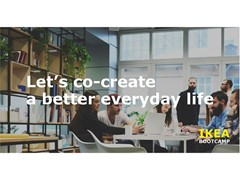 Ten startups will co-create the future with IKEA