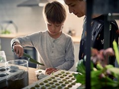 IKEA takes sustainable living to a new level, with new commitments to become people and planet positive by 2030