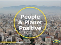 IKEA sustainability strategy – People & Planet Positive