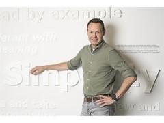 Martin van Dam, CFO of Inter IKEA Group