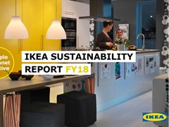 IKEA Sustainability Report FY18