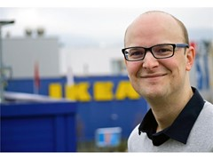IKEA fuels a climate neutral transport industry
