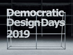 Democratic Design Days 2019