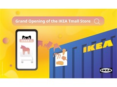 IKEA partners with Alibaba to open the first virtual IKEA store on Tmall
