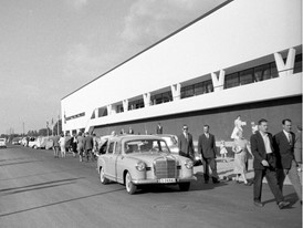 First IKEA store in Älmhult