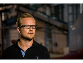Calvin Woolley, supplier development leader for textiles at IKEA of Sweden