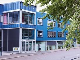 IKEA Communications exterior