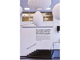IKEA Communications entrance
