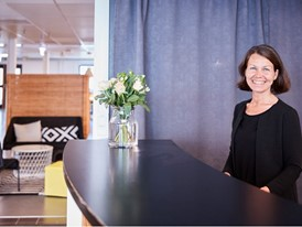IKEA Communications_Receptionist_Maria Johansson