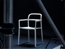 IKEA YPPERLIG monoblock chair
