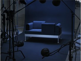 DELAKTIG sofa