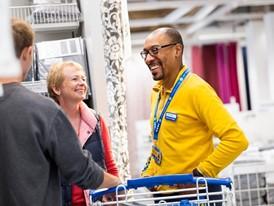 IKEA customer