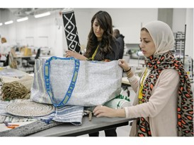 Mariam Hazem and Hend Riad from Reform Studio at IKEA of Sweden