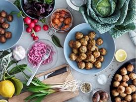 IKEA Food Meatball range
