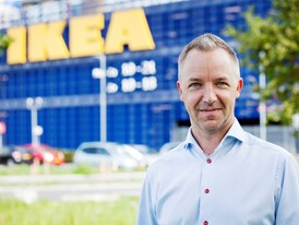 IKEA Michael Valdsgaard Leader Digital Transformation, Inter IKEA Systems