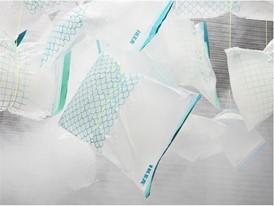 IKEA ISTAD plastic bags