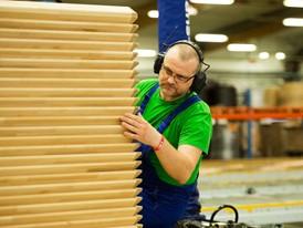IKEA Industry co-worker