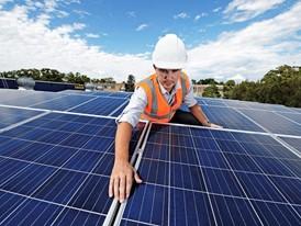 IKEA installing solar panels