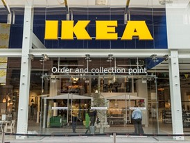 IKEA order and collection point