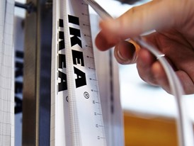 IKEA measure tape