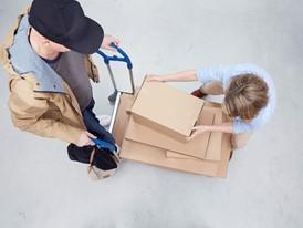 IKEA flat package